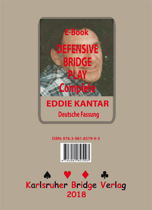 E-Book Devensive Bridgeplay Complete